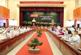 TP HCM tăng cường lãnh đạo hoạt động kinh tế Đảng