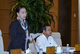 Quốc hội bầu Chủ tịch nước ngay ngày đầu kỳ họp