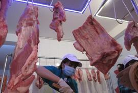 Giá thịt heo của Việt Nam cao gần gấp đôi châu Âu