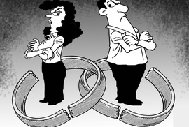 Đám cưới vội, ly hôn nhanh