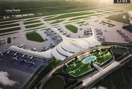 Báo cáo về dự án giải phóng mặt bằng sân bay Long Thành chậm