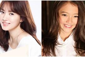 """""""Tiểu"""" Song Hye Kyo chạm mốc triệu lượt theo dõi ở tuổi lên 10"""