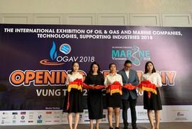 Triển lãm quốc tế ngành dầu khí và hàng hải VN 2018