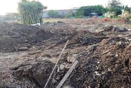 Gom đất phân lô bán nền, coi chừng vỡ mộng