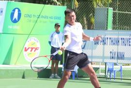 Lý Hoàng Nam với cơ hội giành 2 cúp vô địch giải Futures 25.000 USD