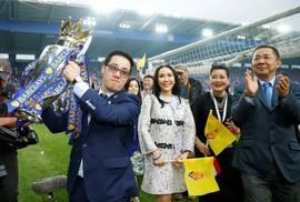 Tỉ phú Vichai gặp nạn trên chuyến bay định mệnh ở sân Leicester