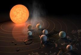 """Tóm được 2.600 hành tinh lạ, """"thợ săn"""" của NASA chết giấc"""
