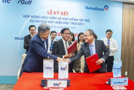 VBI và VietinBank ký hợp đồng bảo hiểm và tài trợ vốn