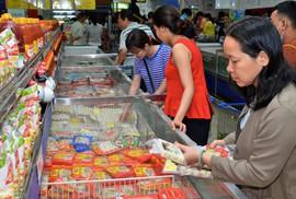 Thức ăn sẵn ngày càng dễ bán