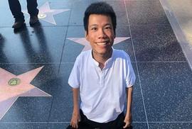 Họa sĩ khuyết tật Lê Minh Châu có được gắn sao trên Đại lộ danh vọng Hollywood?