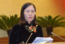 """Chủ nhiệm Ủy ban Tư pháp """"đăng đàn"""" phản hồi tranh luận của Tổng Kiểm toán"""