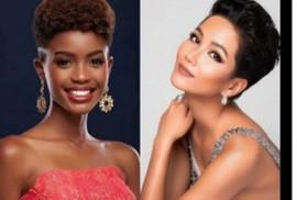 Bất ngờ với người đẹp Kenya giống hệt hoa hậu H'hen Niê