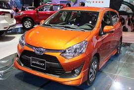 Xe giá rẻ của Toyota vượt qua Hyundai Grand i10 trong tháng 10