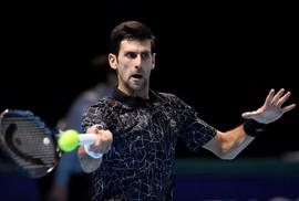 Djokovic xuất sắc vượt mặt đàn em ở ATP Finals 2018