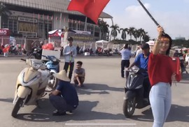 Trước giờ diễn ra trận Việt Nam - Malaysia: Không khí ngày càng nóng