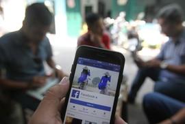 Facebook lại gặp sự cố đêm qua