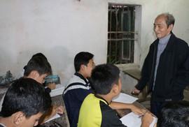 HẠNH PHÚC CỦA NGƯỜI THẦY: Những lớp học đặc biệt