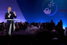 Vai trò mới của Tổng thống Pháp E.Macron