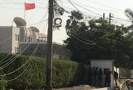 Pakistan: Lãnh sự quán Trung Quốc bị tấn công, 7 người chết