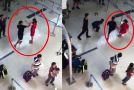 Cần tăng mức phạt 3 người đàn ông côn đồ ở sân bay Thọ Xuân