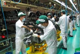 Nhân lực ngành sản xuất đang thiếu và yếu