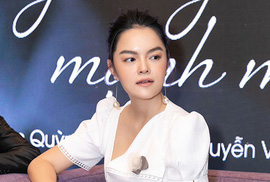 """Clip: Sau ly hôn, Phạm Quỳnh Anh """"nam tính đến không tưởng"""""""