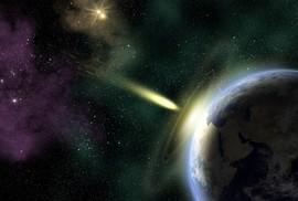 """Gốm hóa thủy tinh, thành phố biến mất vì """"lửa vũ trụ"""""""