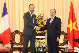 Quan hệ Việt - Pháp phát triển lên tầm cao mới