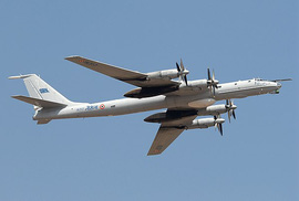 """Máy bay Nga gây thích thú tại tập trận """"khủng"""" của NATO"""