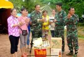 Người Lào đã quên Keolakhone