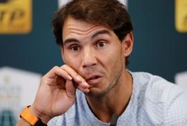 Nadal rút khỏi ATP Finals 2018 vì chấn thương nặng