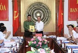 Ban Bí thư phân công nhiệm vụ với giám đốc Công an Thanh Hóa