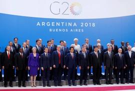 Thái tử Ả Rập Saudi bị đối xử lạnh nhạt tại hội nghị G20?