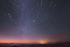 Cách ngắm đêm cực đỉnh mưa sao băng Geminid từ Việt Nam
