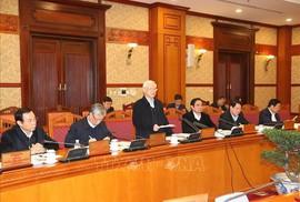 Tổng Bí thư, Chủ tịch nước chủ trì cuộc họp Ban Bí thư