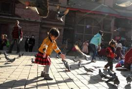 Chậm lại ở Nepal
