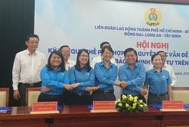 Phối hợp, bảo vệ quyền lợi công nhân lao động