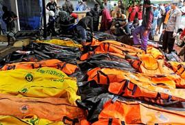 Indonesia tan nát vì sóng thần