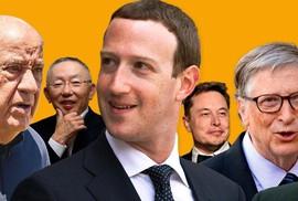 Đại gia nào mất nhiều tiền nhất năm 2018?