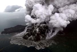 Năm của núi lửa