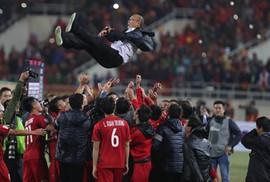 Những chiến binh làm nên vinh quang AFF Cup: Nhà quản trị Park Hang-seo