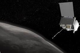 """NASA """"cập bến"""" thiên thể nắm giữ bí mật sự sống trái đất"""