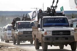 Nga đưa ra thông báo bất ngờ về vùng đất Syria sát Thổ Nhĩ Kỳ