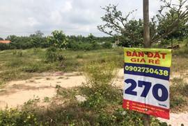 Nở rộ nạn lừa bán đất dự án