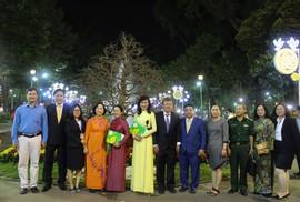 Khai mạc Hội Hoa Xuân Mậu Tuất 2018