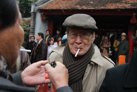 Nhà văn Nguyễn Xuân Khánh kể chuyện Tết thời bao cấp