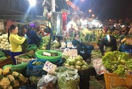 100% nông sản về chợ đầu mối TP HCM phải được sơ chế tại nguồn