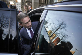 Nói dối về Tổng thống Putin, Bộ trưởng Hà Lan từ chức