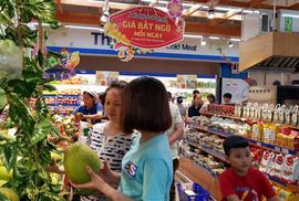 Những mặt hàng đang giảm giá trong Co.opmart