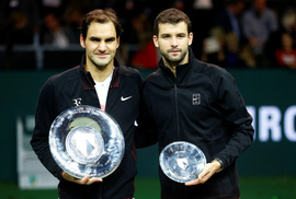Federer giành danh hiệu thứ 97 trong sự nghiệp tại Rotterdam